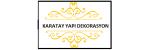 KARATAY YAPI DEKORASYON Konya Karatayda Alçı Boya Sıva Duvar Kağıdı Alçıpan Fayans