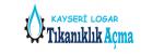 KAYSERİ LOGAR TIKANIK AÇMA 05075870747
